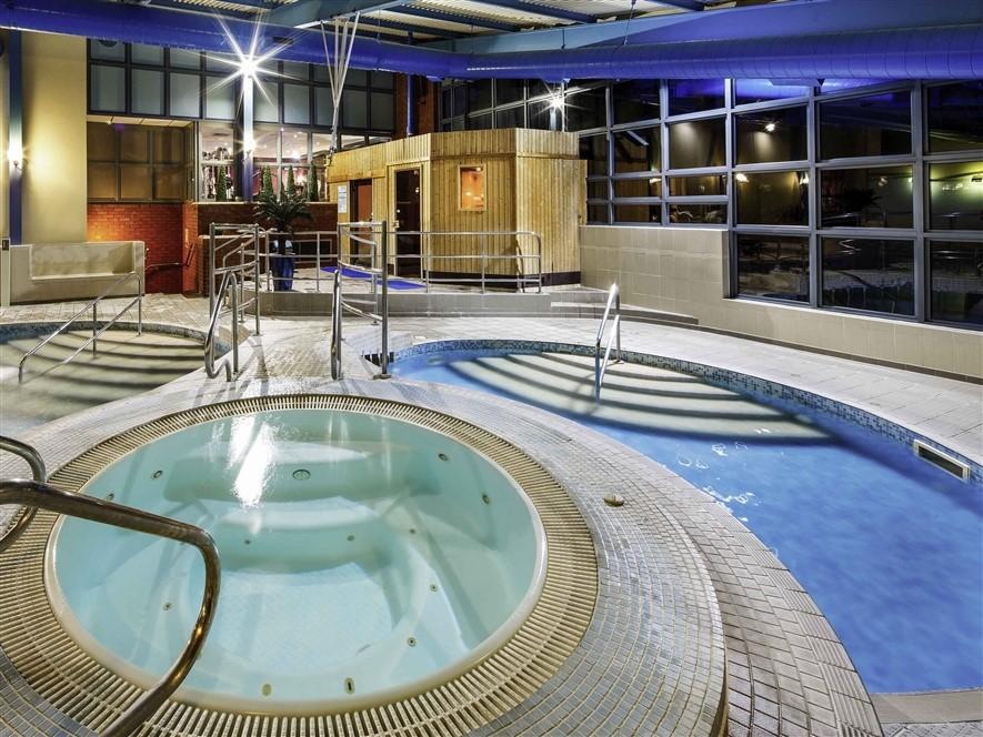 Mercure Chester Abbots Spa