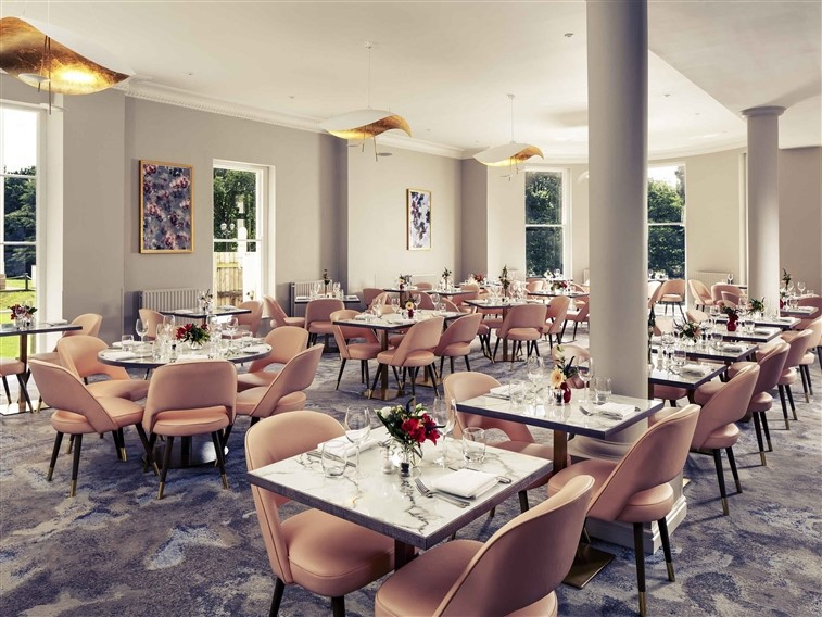 Mercure Gloucester Bowden Hall- Dining