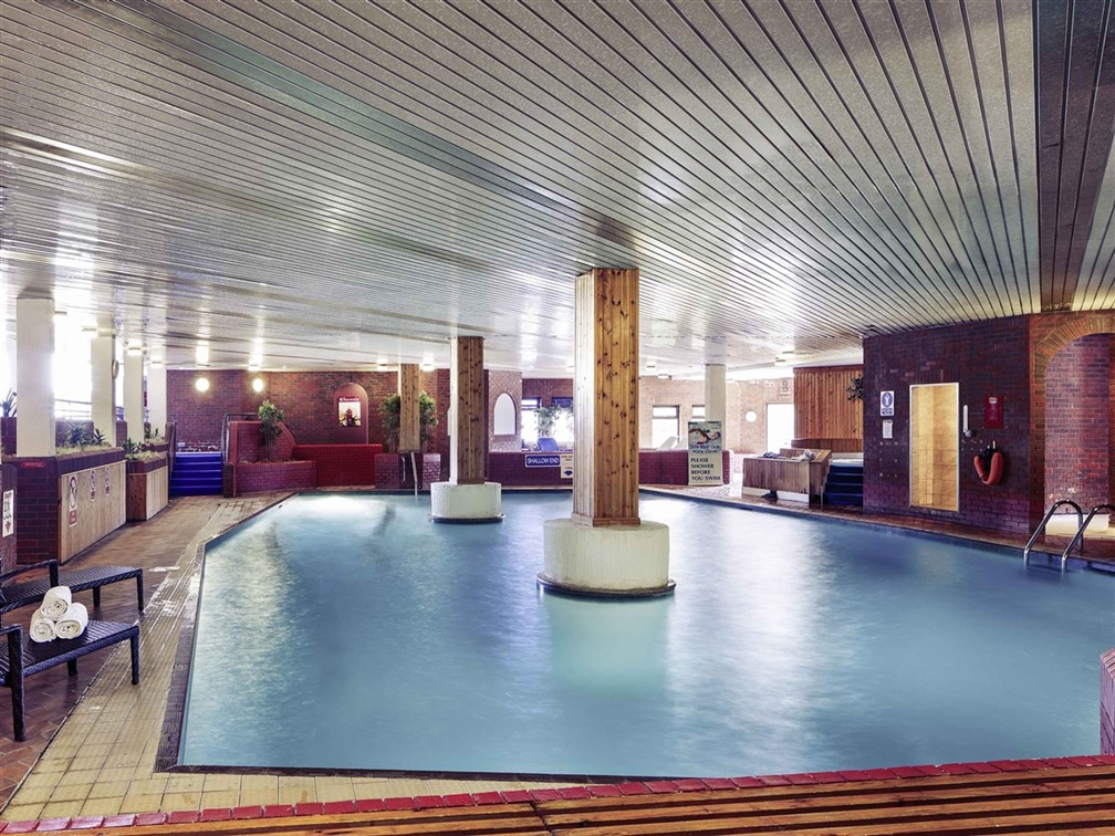 Mercure Great Danes Maidstone-Indoor Pool