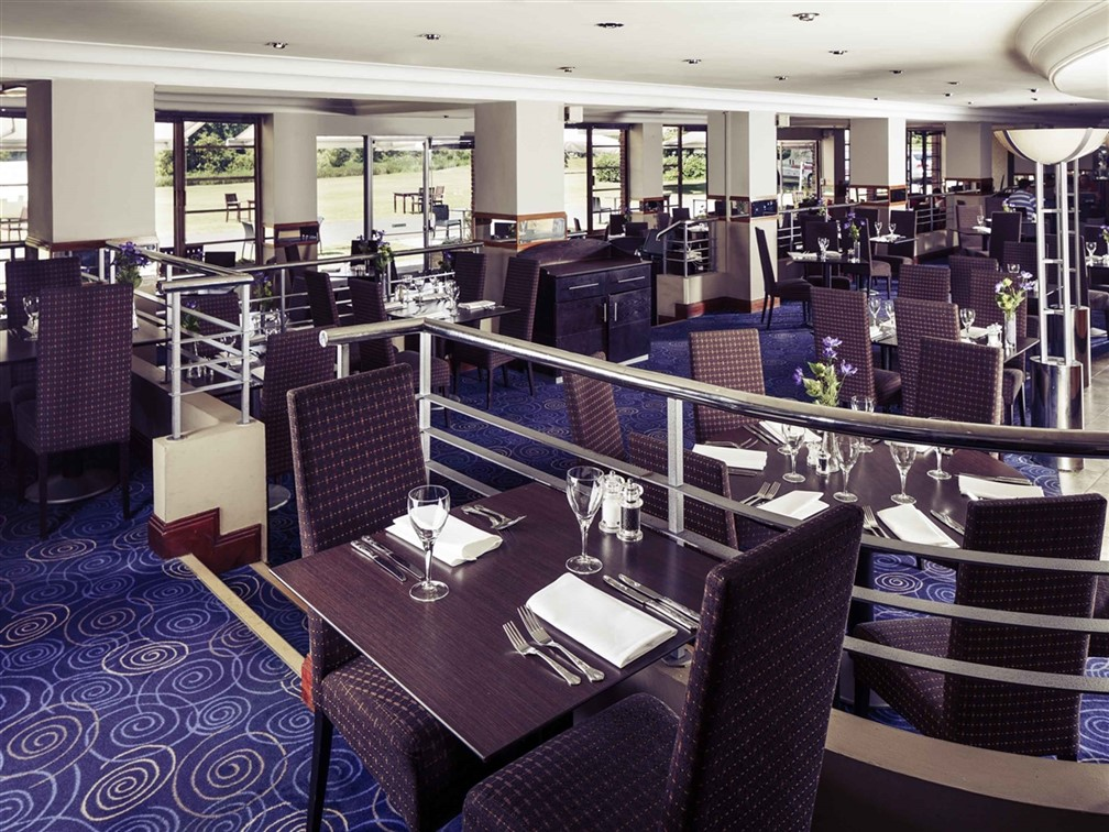 Mercure Great Danes Maidstone-Restaurant