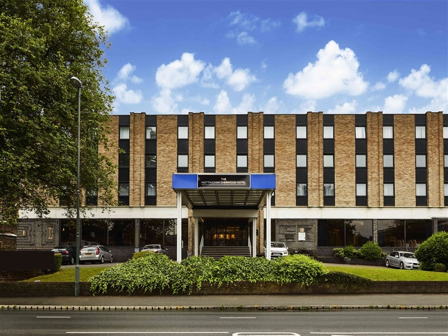 Mercure Nottingham Sherwood