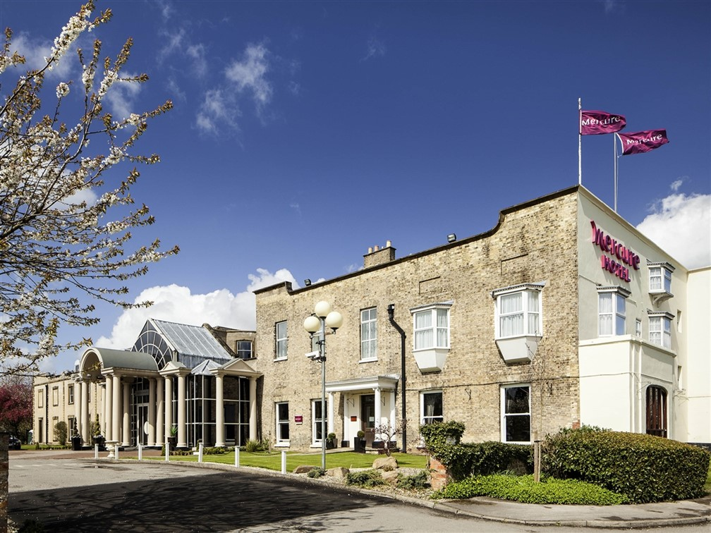 Mercure York Fairfield Exterior