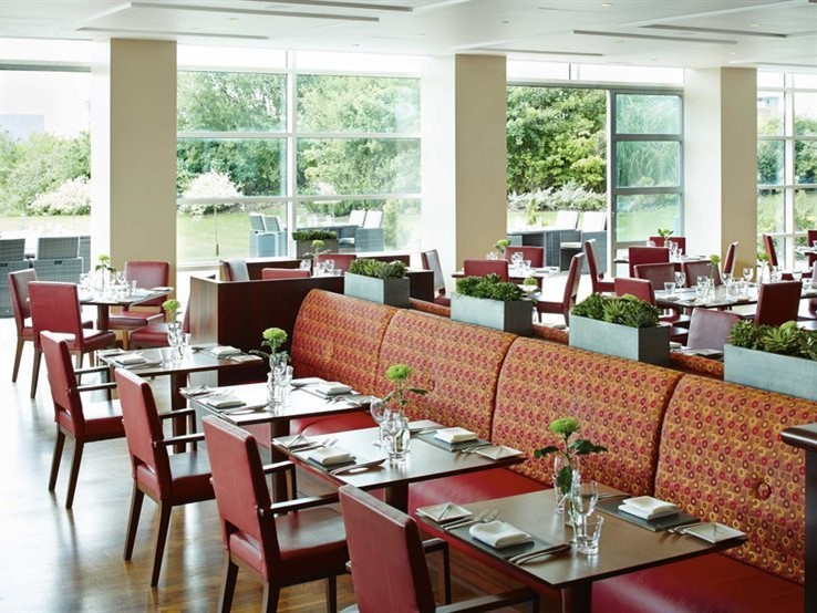 Marriott Leicester Restaurant