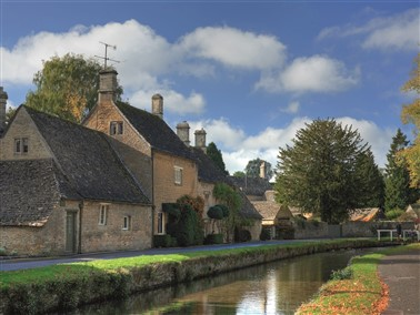 Moreton-in-Marsh & Bourton-on-the-Water.