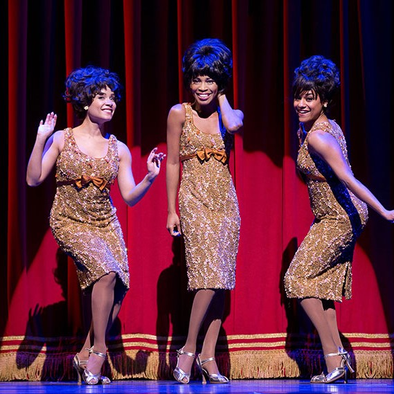 Motown - The Musical, Shaftesbury Theatre
