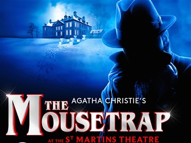 The Mousetrap, St. Martin's Theatre