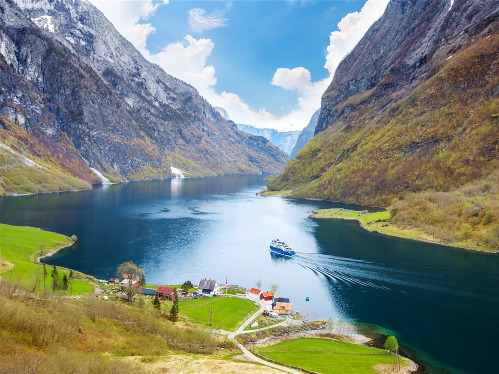 Romantic Journeys of Norway