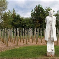 National Memorial Arboretum in Staffordshire