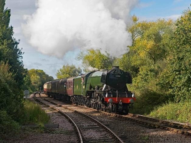 Nene Valley Railway steam