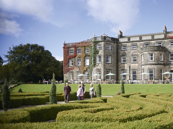 Warner Nidd Hall Hotel, Harrogate