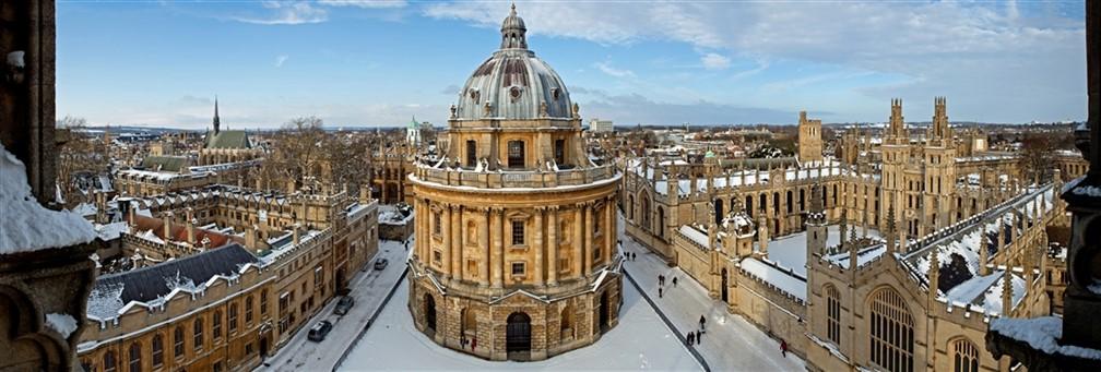 Oxford in snow_DT-13895699 © Sebasebo