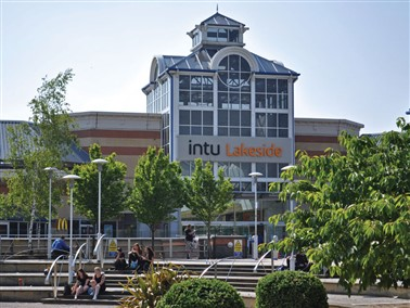 INTU Lakeside Shopping Centre