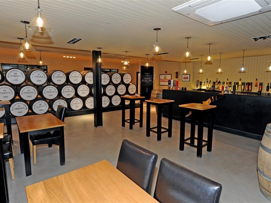Penderyn - Tasting Bar