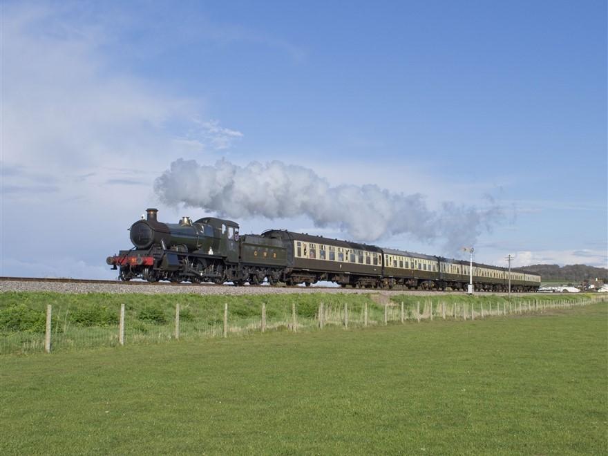 West Somerset Railway - © Sam Burton WSR