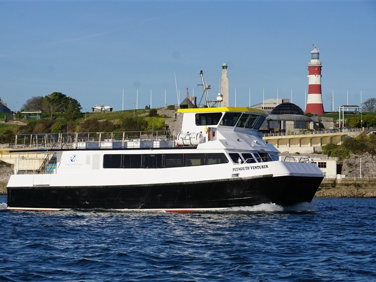 Plymouth Boat Trips Venturer
