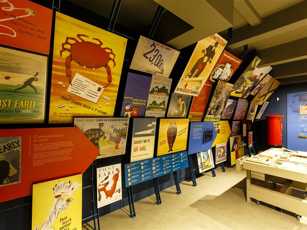 Postal Museum Information