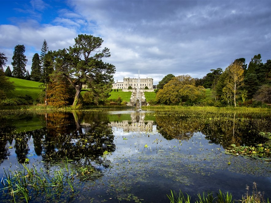 Spring in Ireland's Grand Houses and Gardens