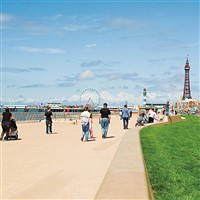 Blackpool Illuminations & 'The Big Ticket'
