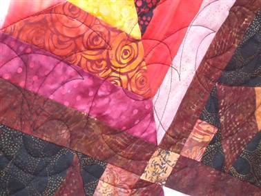 Festival of Quilts at the NEC