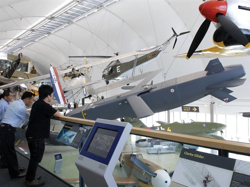 RAF Museum Cosford, Shropshire