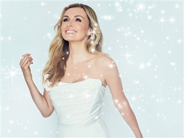 Christmas with Katherine Jenkins at the RAH