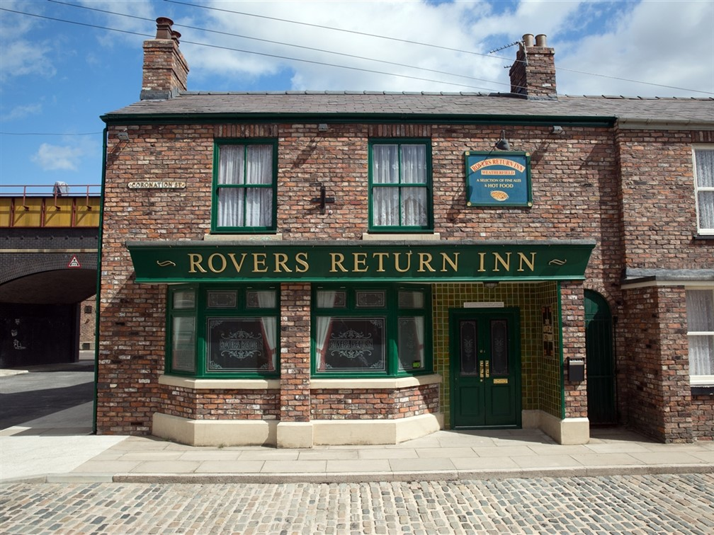 Soap Sets - Coronation Street & Emmerdale