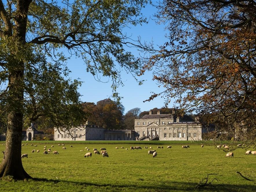Russborough House ©Failte Ireland Tourism Ireland