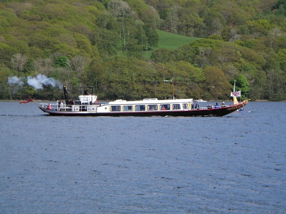 Gondola Cruise on Coniston