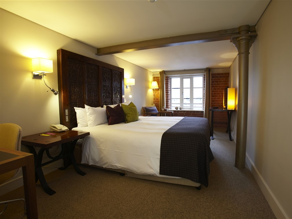 Salthouse double room