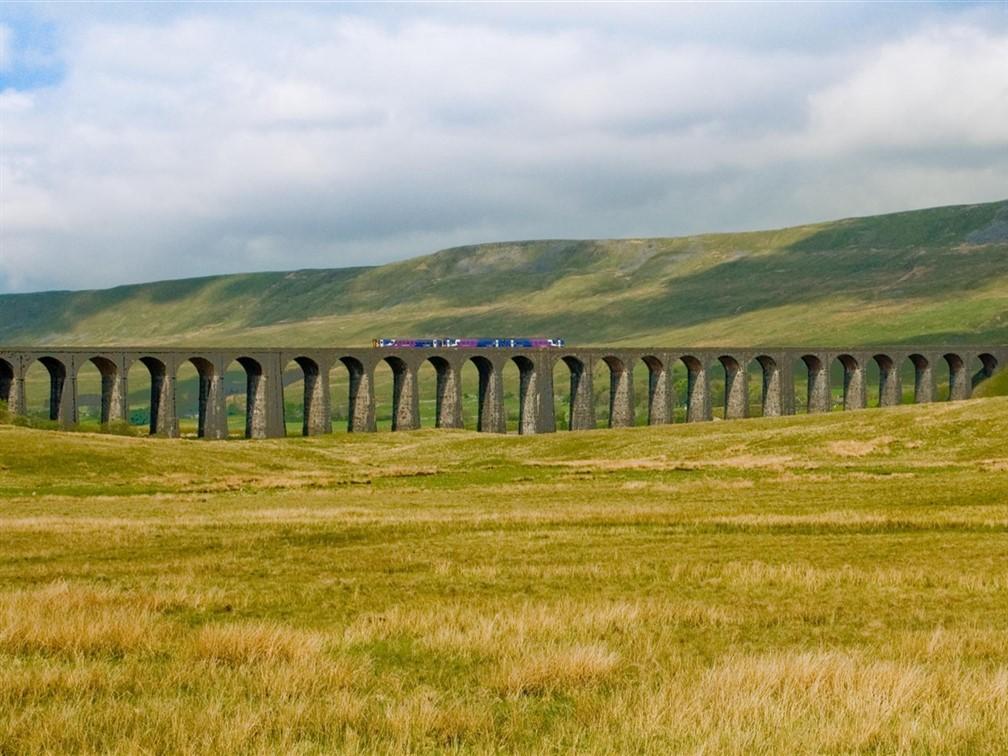 Settle to Carlisle Ribble Viaduct