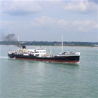 SS Shieldhall -Sailing with the Jazz band