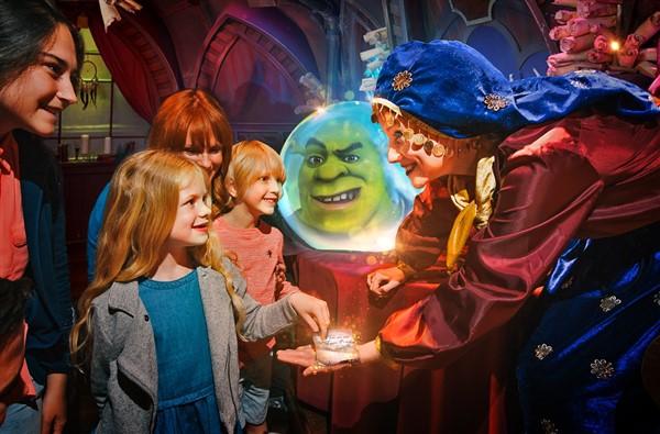 Shrek Esmerelda