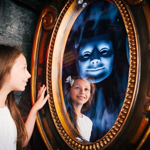 Shrek Game Mirror Mirror