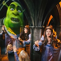 London Day Out:DreamWorks Tours:Shrek's Adventure!