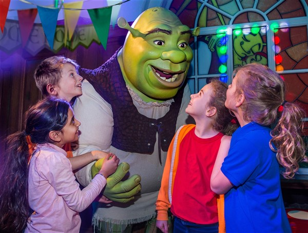 Shrek Welcome