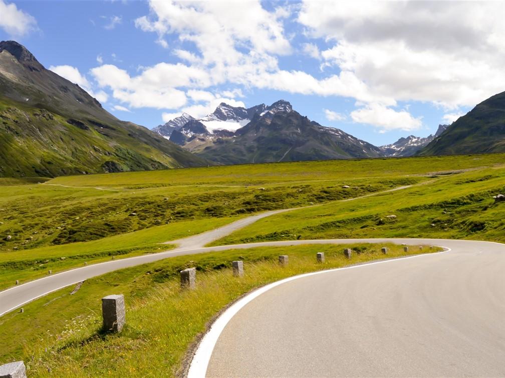 Silvretta Pass