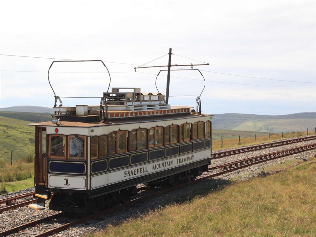 Snaefell Tram