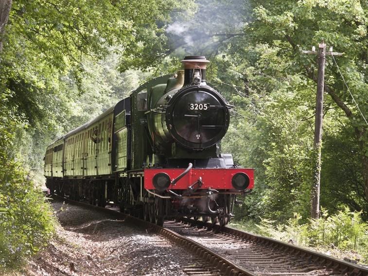 South Devon Railway credit Sarah Anne Harvey
