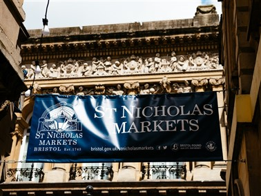 Bristol Indoor Market & Street Food Market