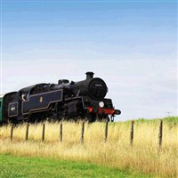 Steam Train Ride & Swanage