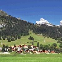 Swiss Cheese, Wine and the Chocolate Train