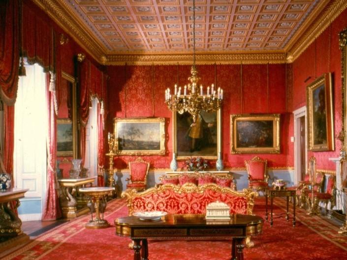 Tatton Mansion Drawing Room