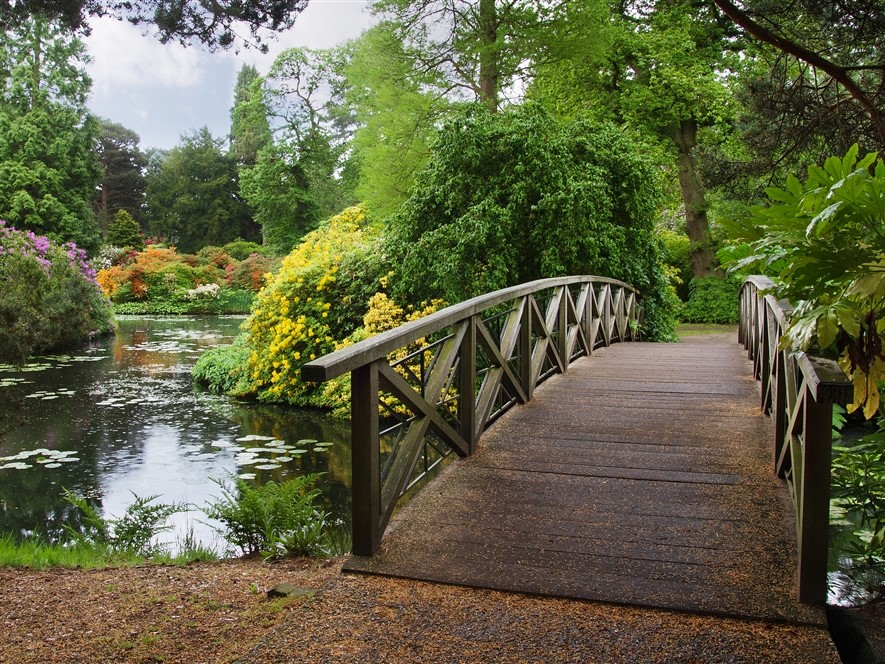 Tatton Park-Gardens