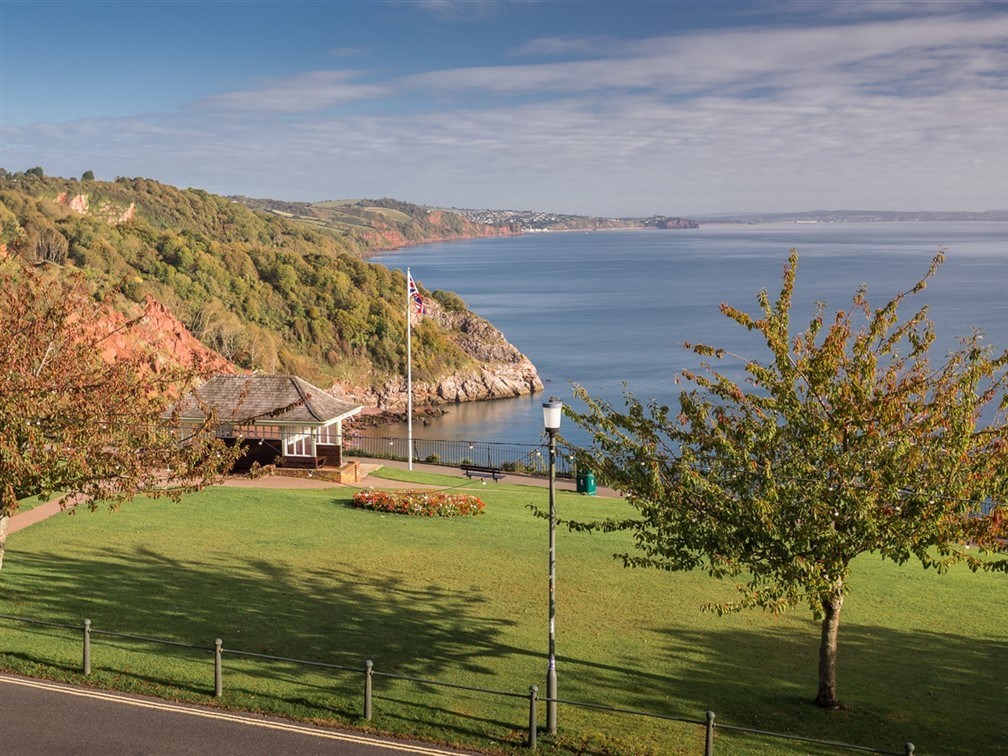 Easter in Babbacombe