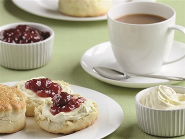 Christchurch & Cream Tea