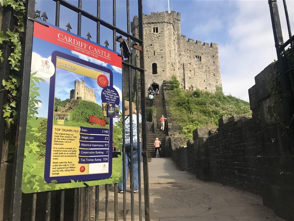 Cardiff Castle The Keep