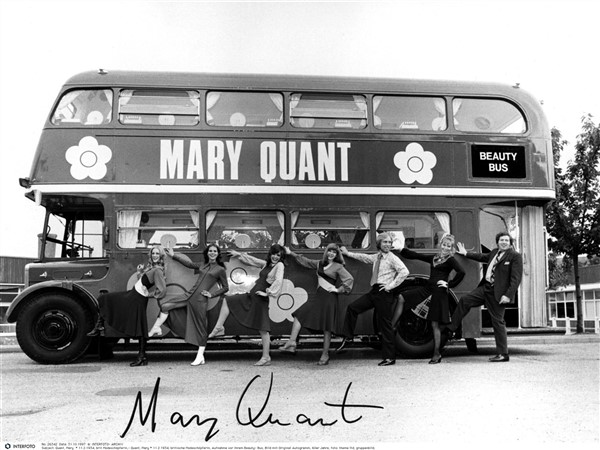 V&A Museum: Mary Quant Exhibition