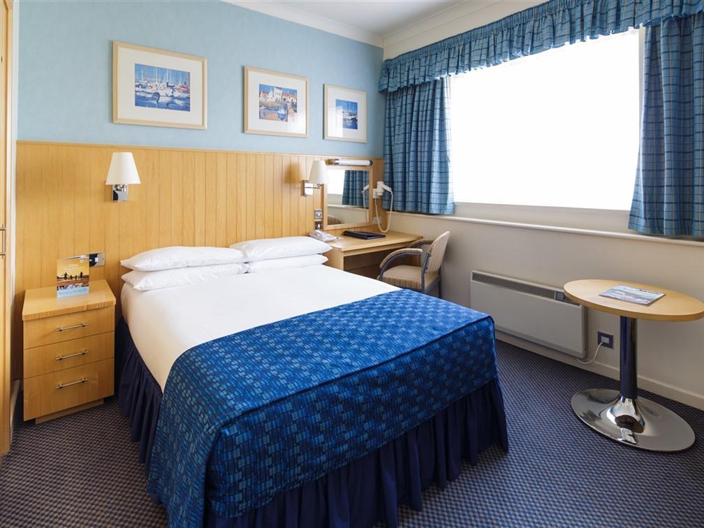 The Merton Hotel double room