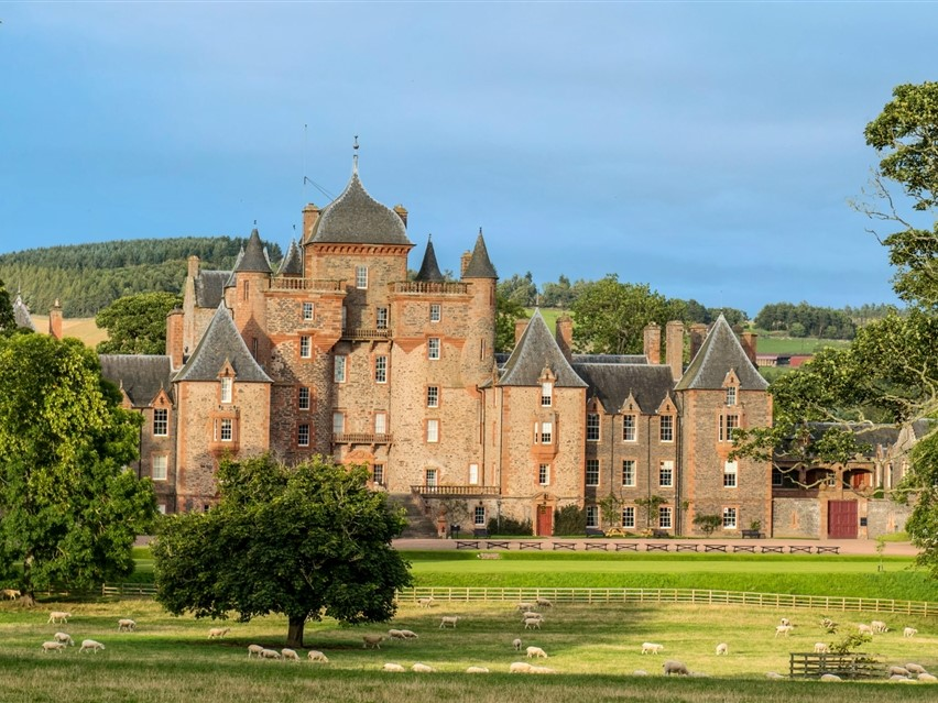 Thirlestane Castle © Phil - Wilkinson