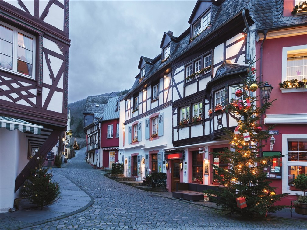 Trier, Cochem and Traben-Trarbach